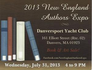 New England Authors Expo